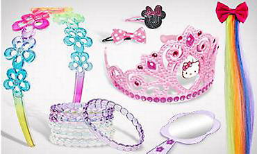 Hair Accessories & Jewelry