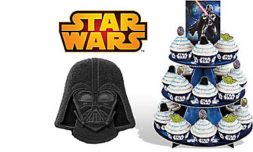 Star Wars Cake Supplies