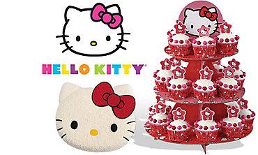Hello Kitty Cake Supplies