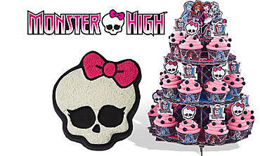 Monster High Cake Supplies