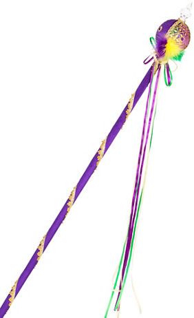 Party City Riddler Cane