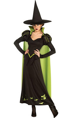 Adult Wicked Witch of the West Costume - Wizard of Oz