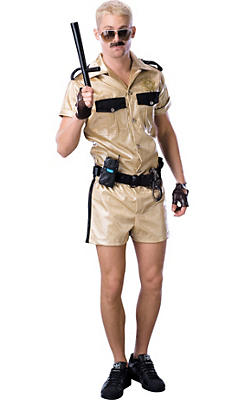 Adult Lt. Dangle Costume - Reno 911