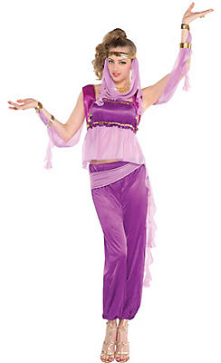 Adult Desert Princess Costume