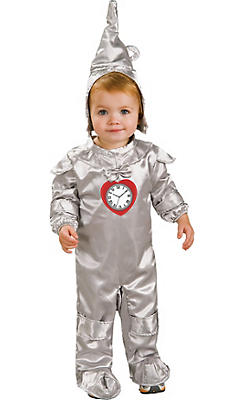 Toddler Boys Tin Man Costume - Wizard of Oz