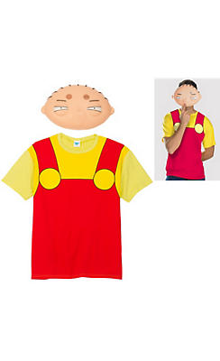 Stewie Accessory Kit - Family Guy