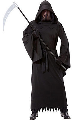 Adult Phantom of Darkness Costume Plus Size