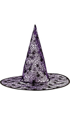 Classic Purple Witch Hat