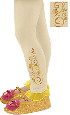 Child Footless Belle Tights