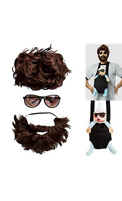 Adult The Hangover Alan Accessory Kit