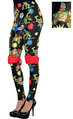 Teenage Mutant Ninja Turtles Leggings
