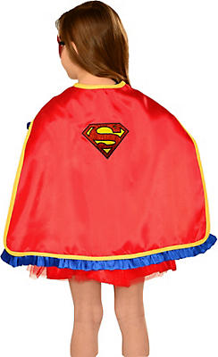 Child Supergirl Cape