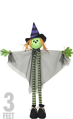Standing Friendly Witch