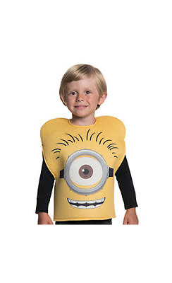 Child Foam Minion Shirt - Minions Movie