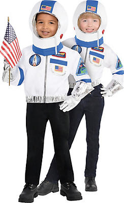 Child Astronaut Accessory Kit 4pc