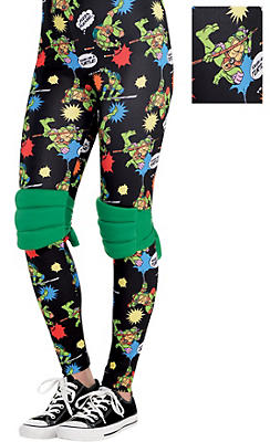 Child Teenage Mutant Ninja Turtles Leggings