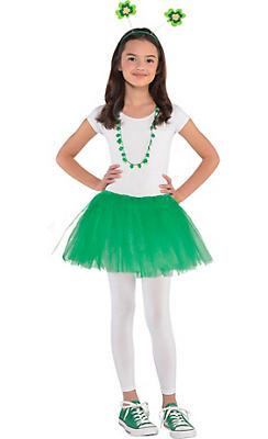 Girls St. Patrick's Day Costume