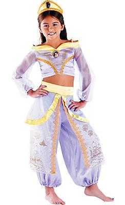 Girls Princess Jasmine Costume Prestige
