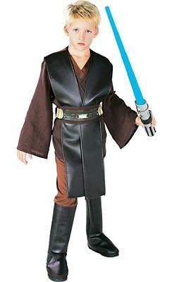 Boys Anakin Skywalker Costume Deluxe - Star Wars