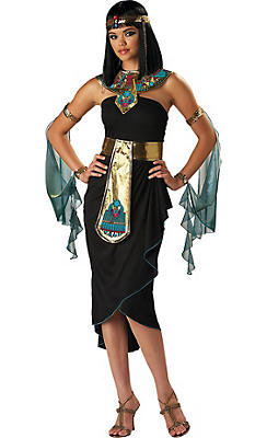 Adult Cleopatra Black Costume