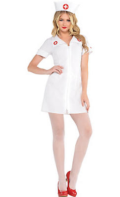 Adult Hospital Honey Nurse Costume