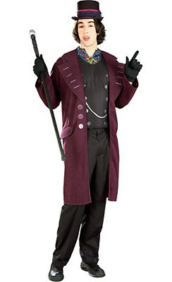 Adult Willy Wonka Costume