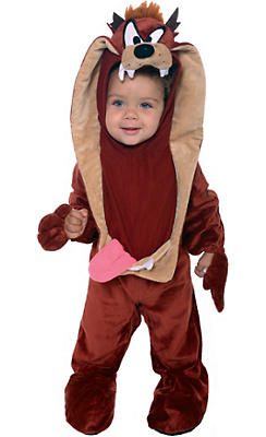 Baby Tazmanian Devil Costume - Looney Tunes