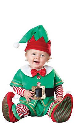Baby Elf Costume Deluxe