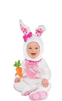Baby Wittle Wabbit Costume