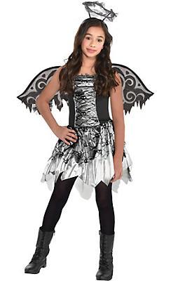 quick shop - Kids Angel Halloween Costume