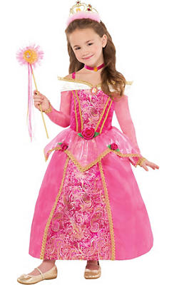 Toddler Girls Sleeping Beauty Costume Supreme