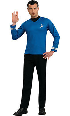 Adult Spock Costume - Star Trek 2