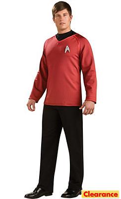 Adult Scotty Costume Grand Heritage - Star Trek 2