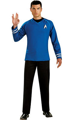 Adult Spock Costume Grand Heritage - Star Trek 2