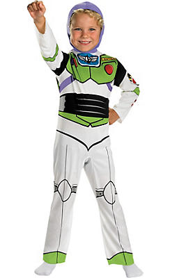 Boys Buzz Lightyear Toy Story Costume
