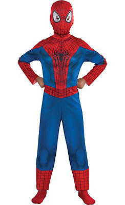 Boys Amazing Spider-Man Costume - The Amazing Spider-Man 2