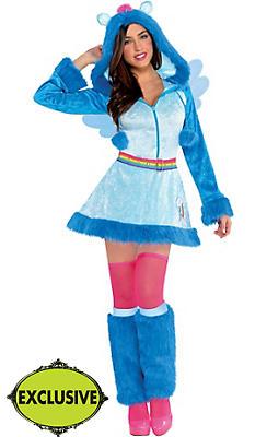 Adult Rainbow Dash Costume - My Little Pony