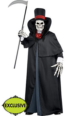 Adult Dapper Death Costume
