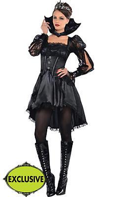 Adult Gothic Queen Costume