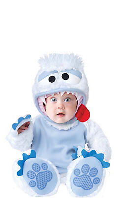 Baby Abominable Snowbaby Costume Deluxe