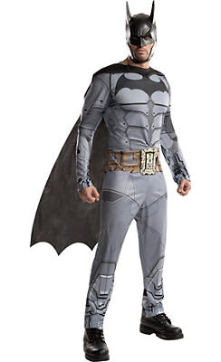 Adult Batman Costume - Arkham City