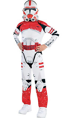 Boys Shock Trooper Costume - Star Wars