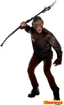 Adult Caesar Costume - Dawn of the Planet of the Apes