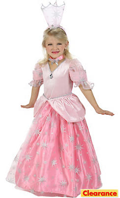 Girls Glinda the Good Witch Costume - The Wizard of Oz