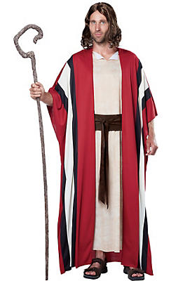 Adult Red Shepherd Costume