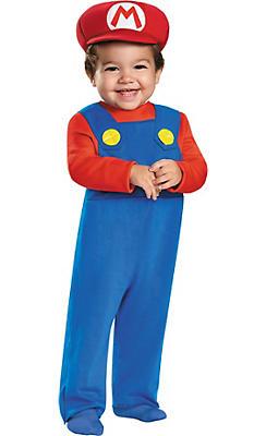 Baby Mario Costume - Super Mario Brothers