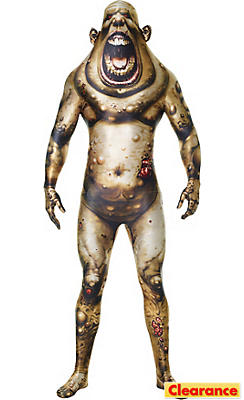 Adult Boil Monster Goblin Morphsuit