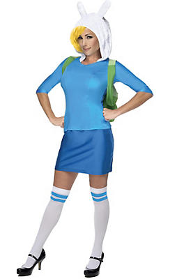Adult Fionna Costume - Adventure Time