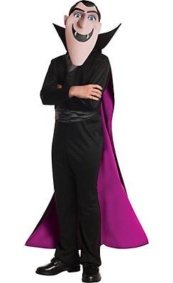 Boys Dracula Costume - Hotel Transylvania 2