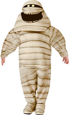 Boys Mummy Costume - Hotel Transylvania 2